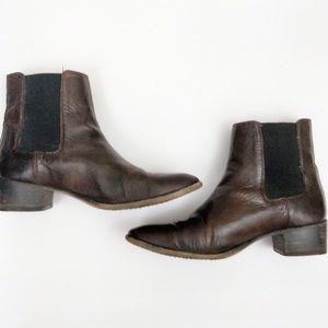 Frye Chelsea boots 8.5